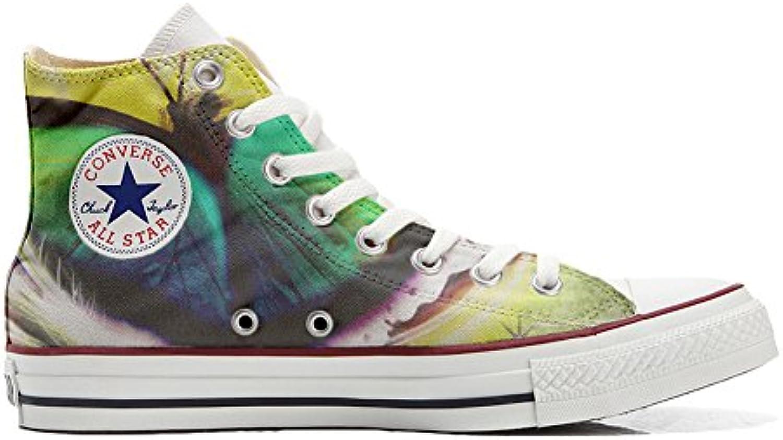 Converse All Star zapatos personalizados (Producto Artesano) Mariposa  -