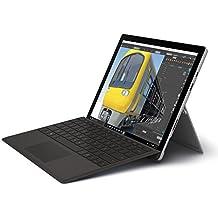"""Microsoft Surface Pro 4 Ecran tactile 12,3"""" (Intel Core i5 6ème génération, 4 Go de RAM, SSD 128 Go, Windows 10 Pro) + Type Cover inclus + Office 365 Personnel Offert - Ancien Modèle"""