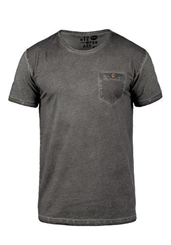SOLID Teil T-Shirt, Größe:L;Farbe:Dark Grey (2890)