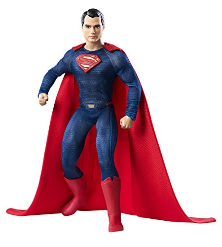 Barbie Mattel DGY06 Batman Verses Superman Superman, - Collectors Superman Kostüm