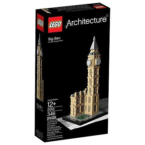 Lego Architecture Big Ben Picture