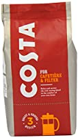 Costa Roast and Ground Coffee 200 g (Pack of 12)