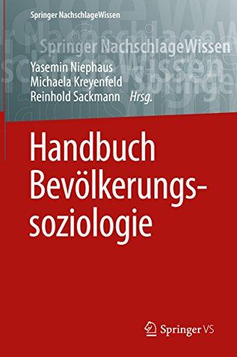 Handbuch Bevölkerungssoziologie (Springer NachschlageWissen)