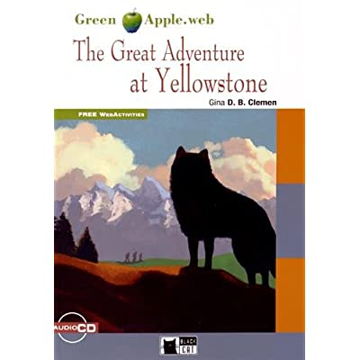 The Great Adventure at Yellowstone (1CD audio)
