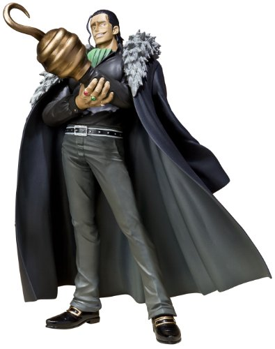 "Bandai Tamashii Nations Figuarts Zero Crocodile ""One Piece"" (Static Figure) (japan import) 1"