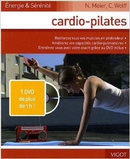 Cardio-Pilates (1DVD) de Natascha Meier,Christiane Wolff,Annie Joyaux (Traduction) ( 9 janvier 2009 )