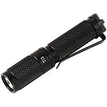 ThruNite Ti3 EDC Cree XP-L AAA Torch 130 Lumens LED Flashlight, Mini (Ti3 XP-L CW)