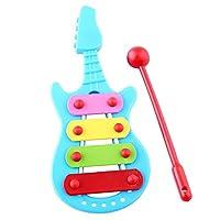 Forfar Mini Xylophone Baby-Kind-Musik-Spielzeug Developmental Musikalische Entwicklung spielt Geschenke