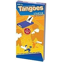 Smartgames - Trangram Tangoes, juguete de viaje de 1 a 2 jugadores [importado de Francia]
