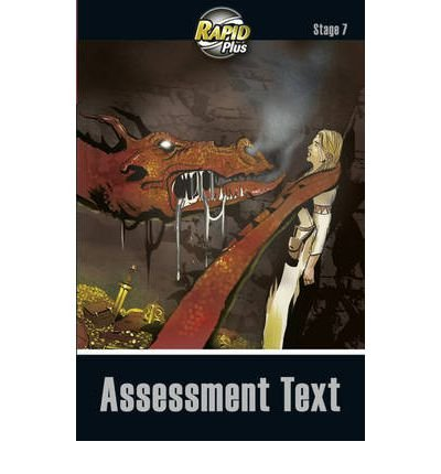 [ RAPID PLUS ASSESSMENT BOOK STAGE 7 BY HAWES, ALISON](AUTHOR)PAPERBACK