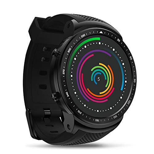 Zeblaze Thor Pro Smartwatch Android Quad Core RAM 1GB 3G 1 IMEI Google Play