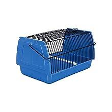 Cage transport pour rongeurs et petits oiseaux, 22 × 14 × 15 cm