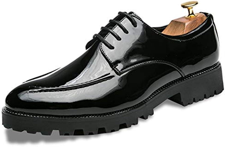 Xujw-scarpe, 2018 Scarpe Stringate Basse Scarpe da Uomo d'Affari da Uomo, Casual personalità abbinabili a Coloreei... | Numeroso Nella Varietà  | Uomini/Donne Scarpa