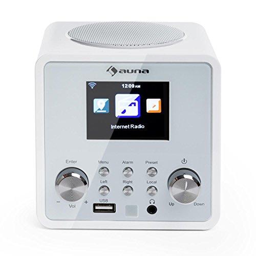 AUNA IR-120 Radio de Internet - MP3