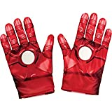 Rubie's Official Marvel Avengers Assemble Iron Man Child Gloves,- One Size