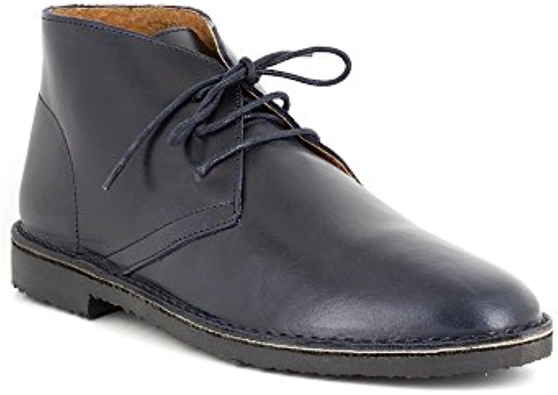 Botin J.Bradford Cuero Marino JB-Abril  Zapatos de moda en línea Obtenga el mejor descuento de venta caliente-Descuento más grande