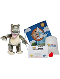 "Make Your Own Stuffed Animal ""Dyno The Dinosaur"" No Sew Kit With Cute Backpack!"