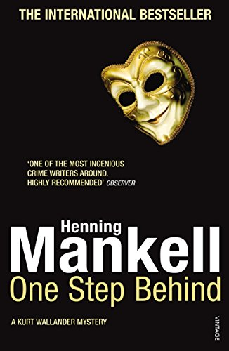 One Step Behind (Kurt Wallander) por Henning Mankell