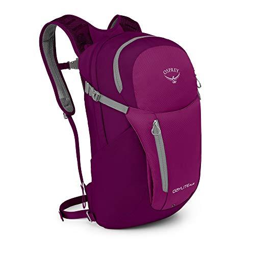 Osprey Daylite Plus Unisex Everyday & Commute Pack - Eggplant Purple (O/S)
