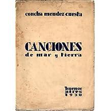 CANCIONES DE MAR Y TIERRA.