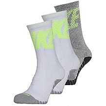 Nike U NK Everyday MAX Cush Crew 3P - Calcetines, Unisex