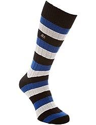 Black & Blue 1871 - Calcetines modelo Addsion Heritage Merino para hombre