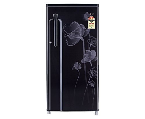 LG 190 L 4 Star Direct-Cool Single Door Refrigerator (GL-B205KVHP(VH),...