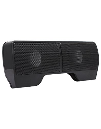 Technotech USB Portable Laptop/Notebook Soundbar Speaker with Volume Controller