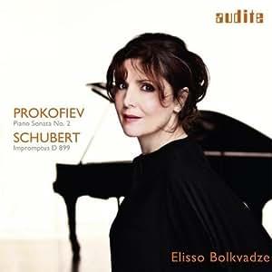 Elisso Bolkvadze plays Prokofiev & Schubert by Elisso Bolkvadze (2013-05-04)