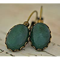 Vintage Jade Ohrringe II