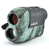 Ledu 6X25 Golf Range Finder, palmare Laser Altezza Misura Angolo Finder 600M Outdoor Caccia/Viaggio BAK 4 Prism telescopio