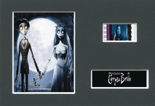 Poster CORPSE BRIDE, Mit 35 mm Filmstreifen