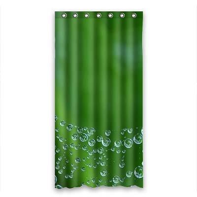 dalliy Blume Natur Kostüm der Duschvorhang Shower Curtain 90cm x 183cm 36