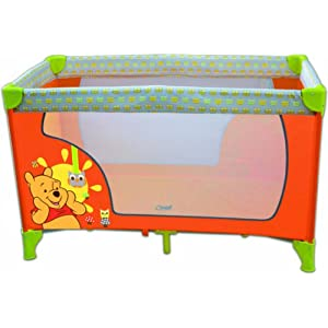 Disney Baby Baby Travel cot  Winnie the Pooh   4