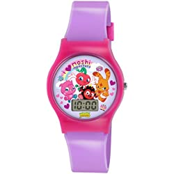 Moshi Monsters MM020-Armbanduhr, Kind, Farbe: Violett