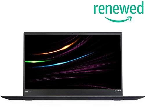 Lenovo ThinkPad X1 Carbon 3 Mobiles Notebook | Intel i7 2.6 GHz Prozessor | 8 GB Arbetsspeicher | 256 GB SSD | 14 Zoll Display, UHD, 2560x1440 IPS | Windows 10 Pro | D68 (Generaluberholt)
