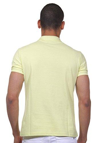 MCL Poloshirt Gelb