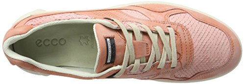 Ecco Damen Cs16 Ladies Sneaker Orange (59441coral Blush / Coral)