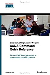 CCNA Command Quick Reference (Cisco Networking Academy Program) by Scott Empson (2005-04-17)