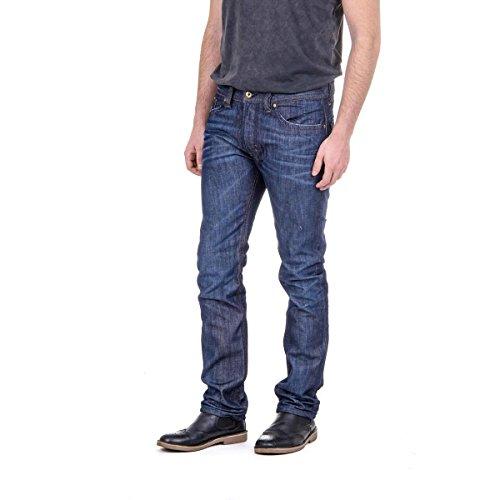 Diesel Mens Jeans THAVAR 0842N L.32 Bleu