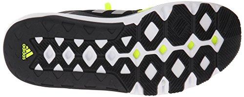 Adidas Zx Flux tessuto Formato dei pattini 13 Solar Yellow/Silver/White