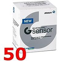 Preisvergleich für glucocard g-sensor - 50 Streifen reagenz test der Blutzucker - gsensor
