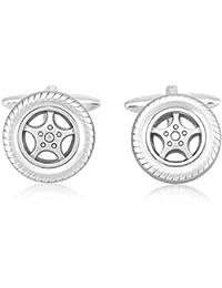 SHAZE Car Wheel|Cufflinks for Men|Cufflinks for Men