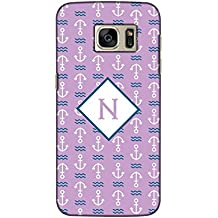 Samsung Galaxy S7 (Monogram with Letter N)