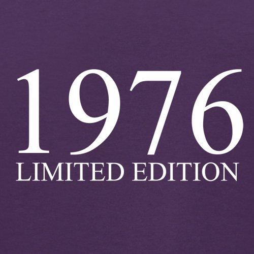 1976 Limierte Auflage / Limited Edition - 41. Geburtstag - Herren T-Shirt - 13 Farben Lila