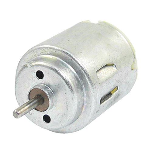 f3c9b7b0fd2 Sourcingmap – 6.600 a 24.000 rpm pequeño motor eléctrico de corriente  continua 1.5-6v cilindro