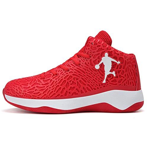 Männer Basketball Schuhe Mesh Stiefel Outdoor-Sport Schuhe Korb AtmungsAktive Bequeme Sneakers für Männer