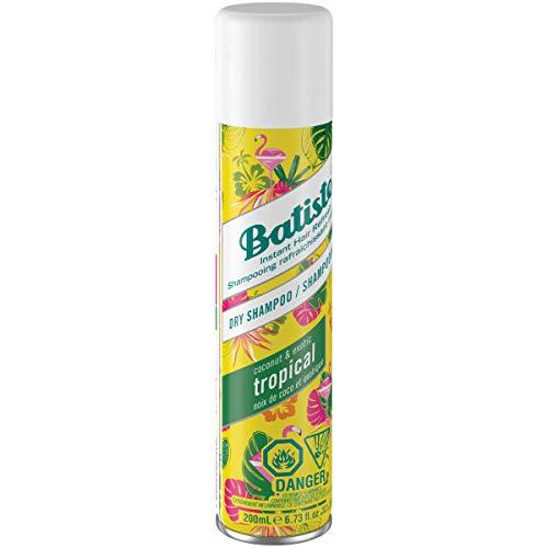 Batiste Tropical Coconut & Exotic Dry Shampoo Champú