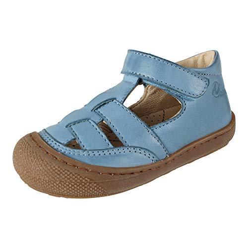 Naturino Unisex Kinder Schuhe WAD Sandalen Jeans (blau), Größe:25 -