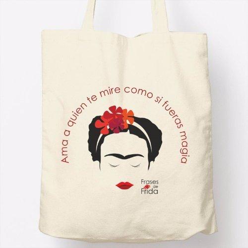 Positivos Bolsos Totebag Frida